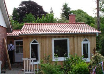 Gartenhaus 5